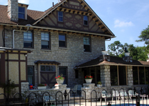 Historic Mansion Pation and Pool Deck Renovation