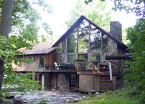 Historic Grist Mill Renovation and addition, design and build